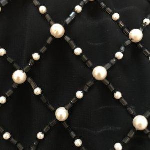 Cocktailkleid mit Perlenstickerei