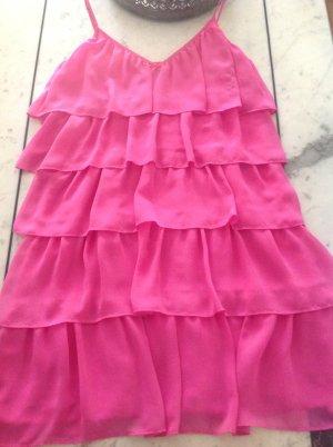 Cocktailkleid pink Größe 40