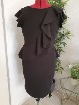 C&A Peplum Dress black