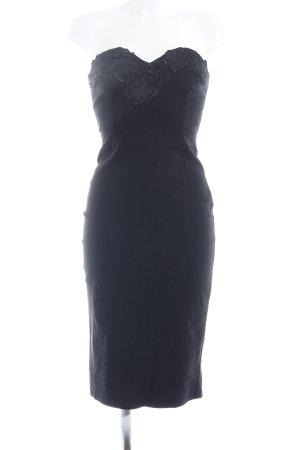 Cocktailkleid schwarz Elegant