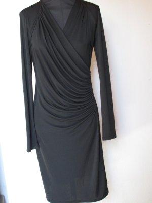 Cocktailkleid schwarz elegant Gr. 38
