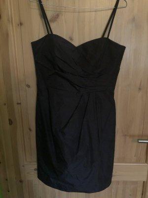 Cocktailkleid schwarz Gr.38