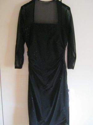 Cocktailkleid schwarz von Esprit