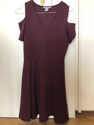 Anna Field Cocktail Dress bordeaux