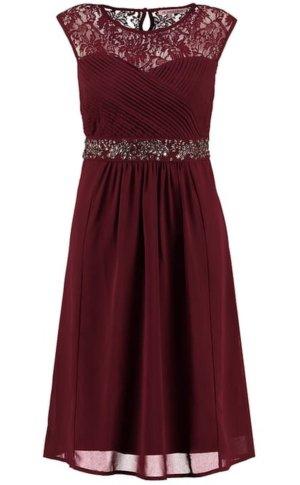 Anna Field Lace Dress bordeaux