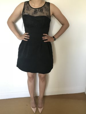 Guess Vestido de cóctel negro