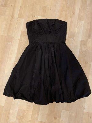 Swing Balloon Dress black