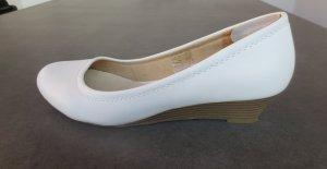 Coconel Sandalen Vintage Charming White Size: 39