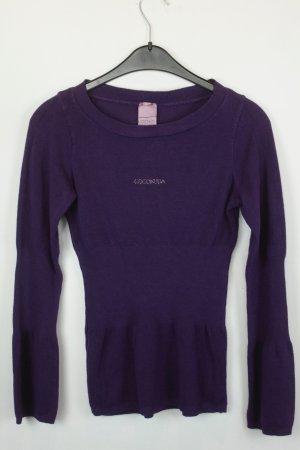 COCONUDA Pullover Gr. S lila