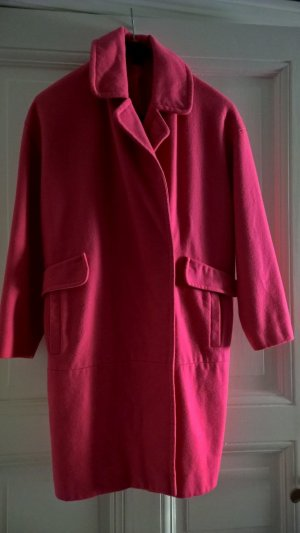 Cocoon Coat #Asos #Pink #Blogger #oversize #Mäntel