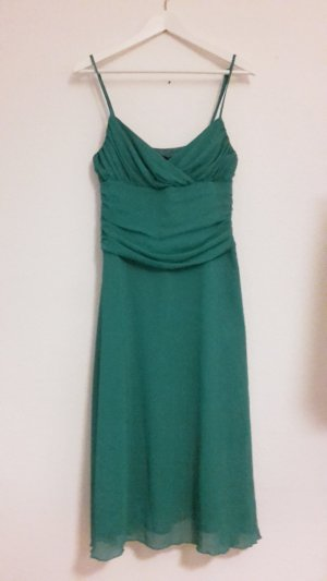H&M Cocktail Dress turquoise