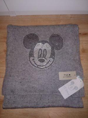 Codello Sciarpa lavorata a maglia grigio
