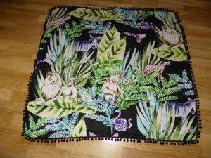 Codello Châle au tricot multicolore viscose