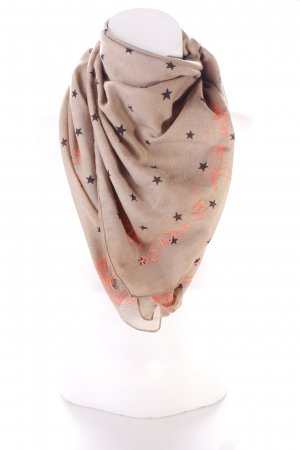 Codello Neckerchief themed print romantic style