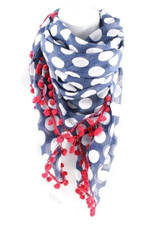 Codello Neckerchief spot pattern casual look