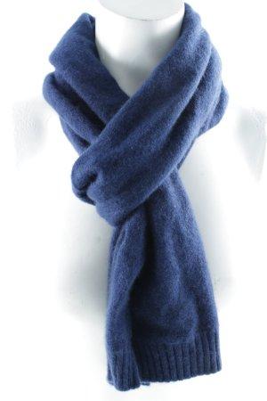 Codello Sciarpa in cashmere blu stile casual