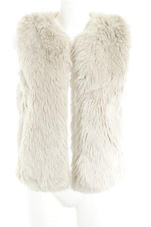 Codello Vest van imitatiebont beige casual uitstraling