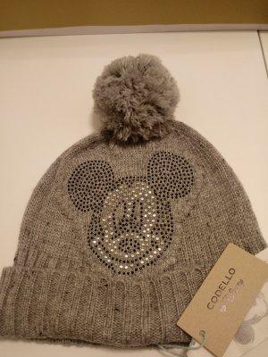 Codello Cap silver-colored-grey