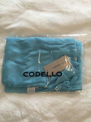 Codello Chal veraniego azul bebé-azul claro Acrílico