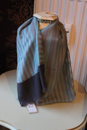 Codello  Schal grau-hellblau