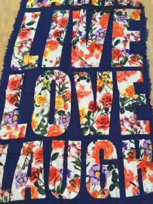 CODELLO Schal live Love laugh