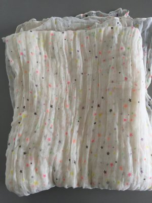 CODELLO Schal Tuch in Pastelltönen