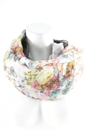 Codello Tube Scarf flower pattern casual look