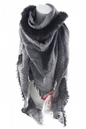 Codello Mantilla negro-gris look casual