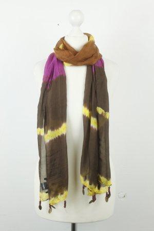 Codello Neckerchief multicolored silk