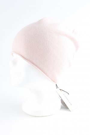 Codello Knitted Hat pink simple style