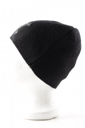 Codello Knitted Hat black casual look