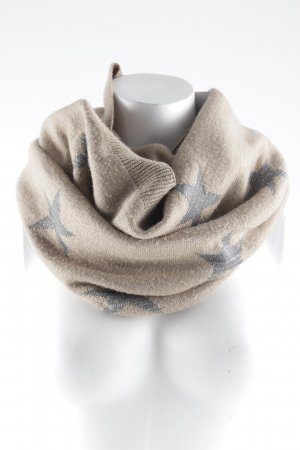 Codello Knitted Scarf star pattern casual look