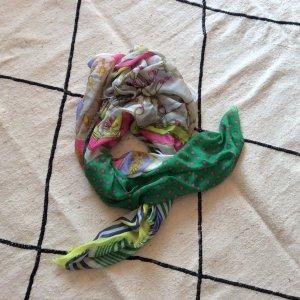 Codello Foulard en soie multicolore viscose