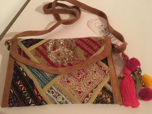 Codello Borsa a spalla multicolore