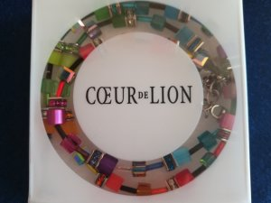 Coeur de Lion Collier multicolore