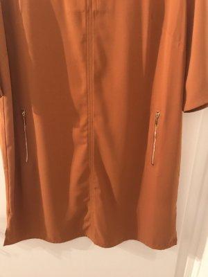 Cognac farbenes Kleid