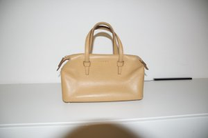 Bowling Bag light brown leather