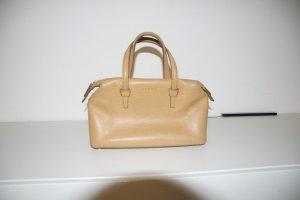Cognacfarbene Bowling Bag von Loewe