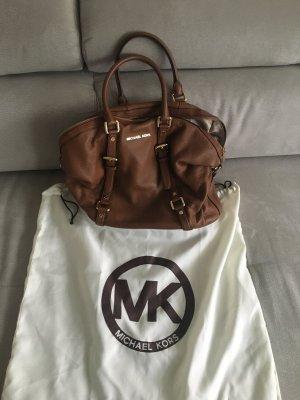Michael Kors Carry Bag brown leather