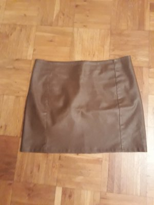 Only Mode chameau faux cuir