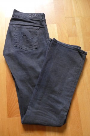 COH Citizens of Humanity Jeans schwarz Bootcut, Gr. 27