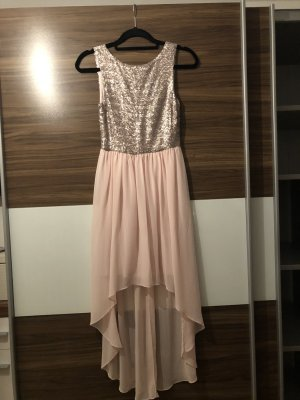 5a96ae865e1e Peek & Cloppenburg Cocktail Dress pink-silver-colored