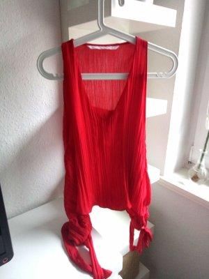 Zara Blouse à manches longues multicolore