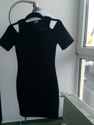 Cold Shoulder Kleid 90er