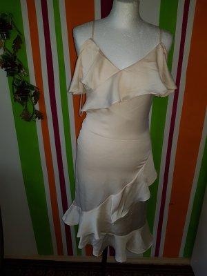 Cold Shoulder Kleid Midikleid Gr. 34 XS Y.A.S by Vero Moda Coctailskleid € 70,00