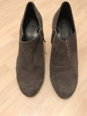 Cole Haan Ankle Boots grau Gr. 40
