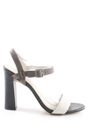 Cole Haan Riemchen-Sandaletten hellbeige-grau Elegant