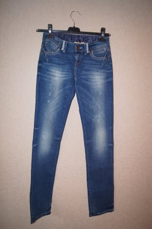 Colin's Colins Jeans helle Waschung 25/34 XS Slim Leg