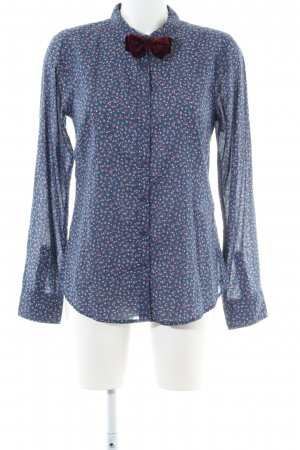 Colins Long Sleeve Blouse allover print casual look