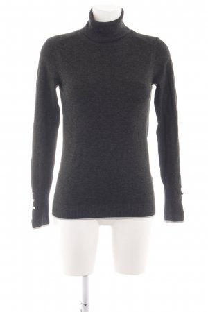 Colins Turtleneck Sweater black casual look